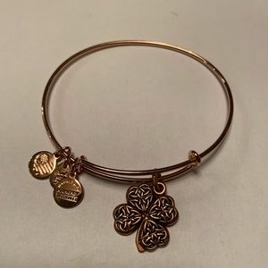 Alex and Ani RoseGold Bracelet